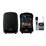 FC-2000 /행사용,연주용,보컬용,블루투스,USB,Sd Card,무선2채널900Mhz,200와트,녹음,에코,AUX