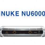 NU6000 /초경량, 고밀도 6000와트 파워앰프